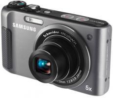 Digitalkamera SAMSUNG WB 2000 grau - wie neu