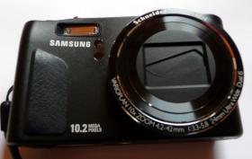 Digitalkamera Samsung WB500 10.2 Megapixel/HD-Video mit Restgarantie