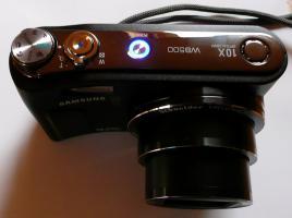 Foto 3 Digitalkamera Samsung WB500 10.2 Megapixel/HD-Video mit Restgarantie