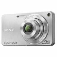 Digitalkamera Sony DSC-W350 silber 14.1 MP NEU OVP