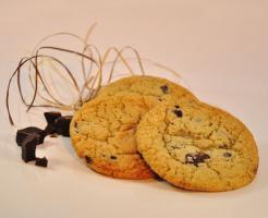 Dinkel Chocolate- Chip Cookies mmm.