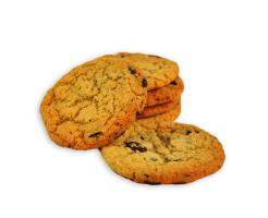 Foto 2 Dinkel Chocolate- Chip Cookies mmm.