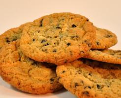 Foto 2 Dinkel Heidelbeer/Schoklade Cookies mmm.