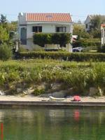 Direkt am Meer in Dalmatien in Rtina Miletici Ferienwohnung bis zu 5 Personen