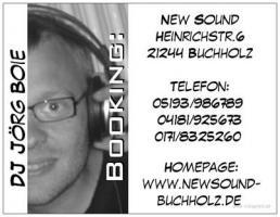 Discjockey DJ J�rg Boie