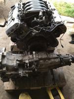 Foto 3 Div. Ersatzteile Audi S4 B6 V8