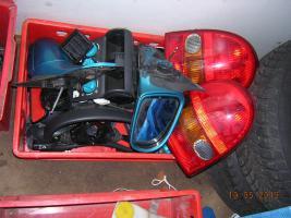 Foto 7 Div.Teile für Opel Corsa B 1,4 Ltr. Bj.93/94