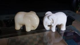 Foto 4 Diverse Elefanten