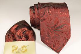 Diverse Krawatten, Einstecktücher Fliegen