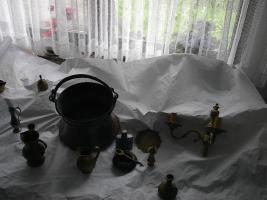 Foto 2 Diverse Kupfer & Messing Artikel