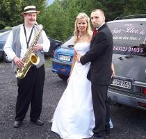 Dj & live Musik mit Saxophon f�r Ihr Event !