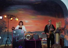 Foto 2 Dj & live Musik mit Saxophon f�r Ihr Event !