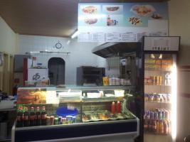 Döner Imbiss/Pizzeria-Lieferservice komplett eingerichtet zu verkaufen