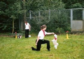 Foto 7 Dogdance für Jederhund - mit handicap - graue Schnauze - oder gesund und Hundfreunde mit handicap