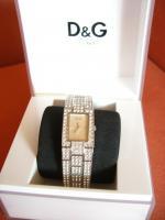 Foto 2 Dolce&Gabbana C'est chic Damenuhr Uhr mit Swarowski Strass-Besatz