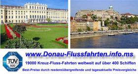 Foto 3 Donau-Fluss-Fahrt Passau-Budapest ab € 449 Vollpension