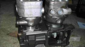 Doppel Kompressor