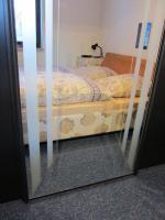 Foto 2 Doppelbett komplett mit Matratzen