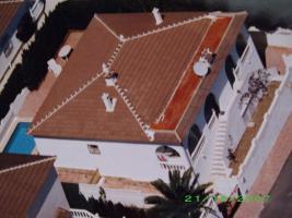 Doppelhaus in spanien costa blanca zu verkaufen, grundstück ca 400 qm.