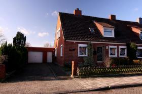 Doppelhaushälfte in Leer/Ostfriesland