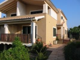Doppelhaushälfte in Pórtol mit Blick auf die Bucht von Palma / Mallorca