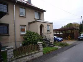 Doppelhaushälfte in idyllischer Lage am Ortsrand