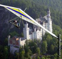 Drachentandem fliegen im Oberallgäu