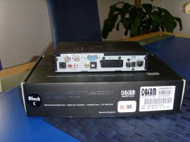 Dream Box 600 PVR / Linux Receiver