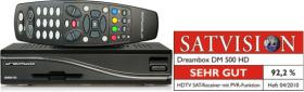 Dreambox DM500 HD ab NUR 0, - Euro als Vertrag Zugabe! Digitaler Receiver, HDTV etc.