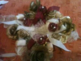 Foto 2 Dreier Blumenset zum Dekoration