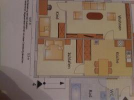 Foto 2 Dreizimmer Wohnung, Erstbezug nach Sanirung