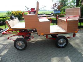 Foto 2 Dringend Kutsche zu verkaufen! Weit unter Wert. Viele Neue Sachen! Es Lohnt sich!!!!!
