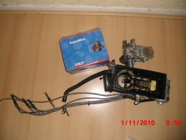 Drosselklappe und Wasserpumpe VW Scirocco