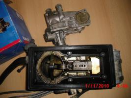 Foto 2 Drosselklappe und Wasserpumpe VW Scirocco