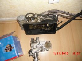 Foto 3 Drosselklappe und Wasserpumpe VW Scirocco