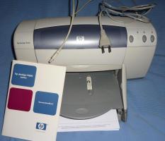 Drucker hp deskjet 950C series