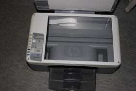 Foto 2 Drucker - Scanner - Kopierer HP PSC 1410