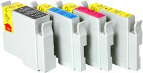 Druckerpatronen für Epson C82/CX5100/CX5200