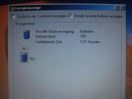 Foto 6 Dual-Core Notebook 15,4'', 2,16GHz , 160GB HDD, DVDRW, gebraucht