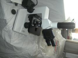 Foto 3 Dunkelfeldmikroskop