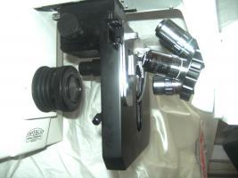Foto 5 Dunkelfeldmikroskop