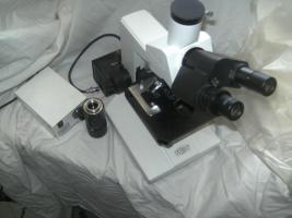 Foto 6 Dunkelfeldmikroskop