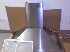 Dunstabzugshaube 90cm Edelstahl Zu Verkaufen