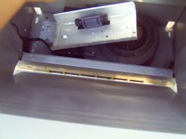 Foto 3 Dunstabzugshaube mit Küchenschrank
