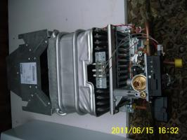 Foto 2 Durchlauferhitzer Gas Vaillant 22 kw eingestellt auf Propan- Flaschengas