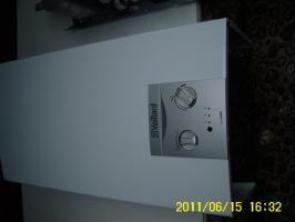 Foto 3 Durchlauferhitzer Gas Vaillant 22 kw eingestellt auf Propan- Flaschengas