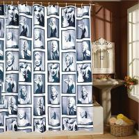 Duschvorhang Marylin Monroe-Design