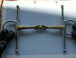 Dynamic RS Schenkeltrense 13,5 /16 mm, Top!