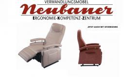 Foto 2 Dynamisches Sitzen im ergonomischen Sessel