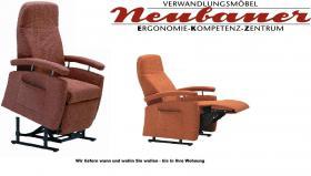 Foto 3 Dynamisches Sitzen im ergonomischen Sessel
